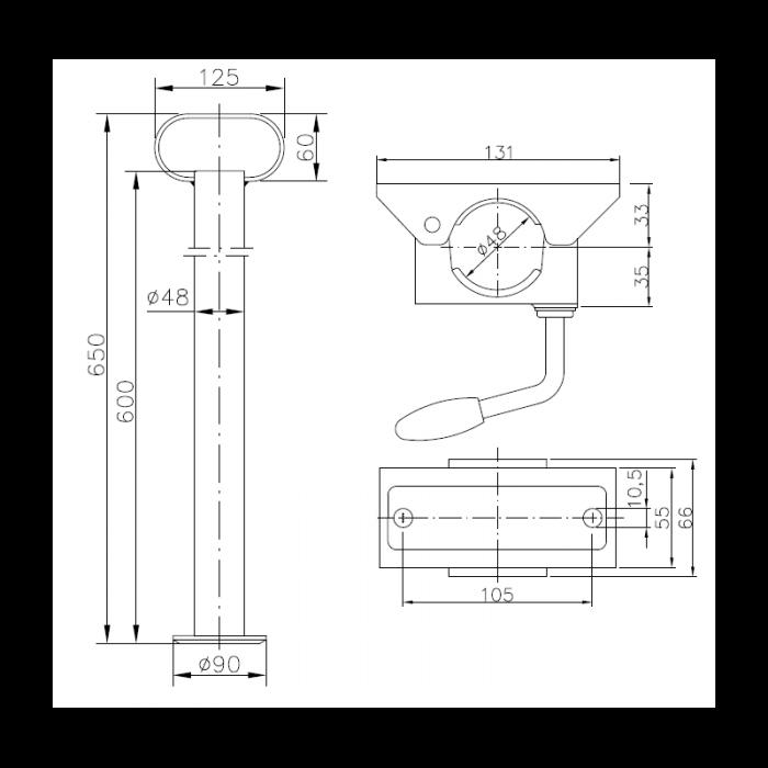 Winterhoff stranicen stabilizator